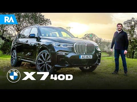 BMW X7 40d. O que vale o maior BMW de SEMPRE?