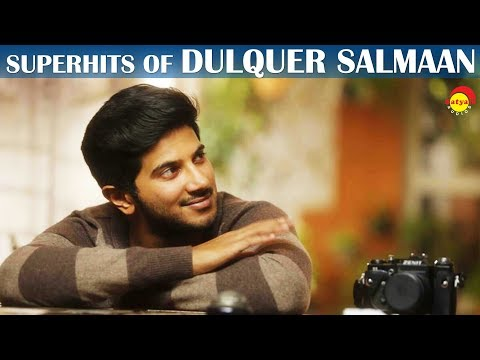 Superhits of Dulquer Salmaan | Nonstop Malayalam Film Songs