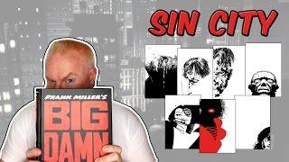 """Sin City - Ein Überblick über die Comics - """"Geblitzt"""""""