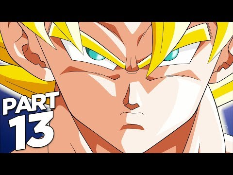 SUPER SAIYAN GOKU VS FRIEZA In DRAGON BALL Z KAKAROT Walkthrough Gameplay Part 13 (FULL GAME)