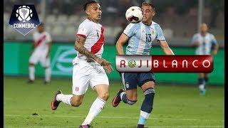 Perú 2 - Argentina 2 | Eliminatorias Rusia 2018