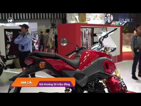 Loạt xe máy mới ra mắt tại Việt Nam
