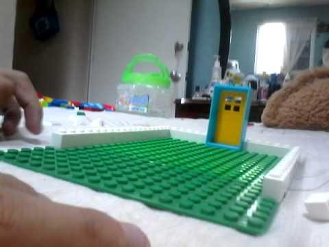 Como hacer una casa moderna de lego youtube for Como hacer piscicultura en casa