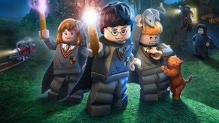 Video Games For Kids - Lego Harry Potter Part 1