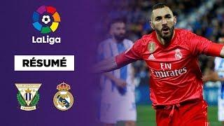 Download Video Résumé : Benzema, sauveur du Real Madrid contre Leganés ! MP3 3GP MP4