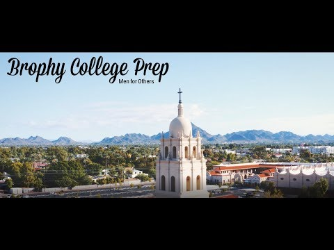 Brophy College Prep - Men For Others