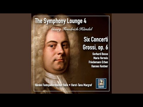 Concerto Grosso In D Major, Op. 6 No. 5, HWV 323: IV. Largo