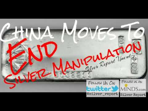 China Moves To End Silver Price Manipulation! Silver and Gold Contracts Demand Physical De