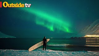 Surfing Under the Northern Lights | Behind the Scenes of Under an Arctic Sky