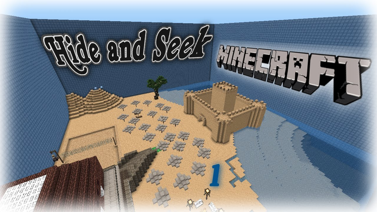 minecraft new map  hide and seek. minecraft new map  hide and seek  youtube