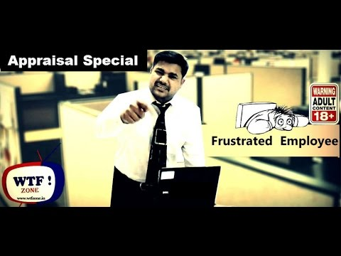 Frustrated Employee || Appraisal Special || WTF! ZONE ||