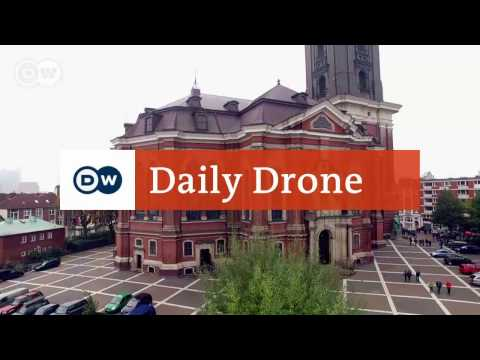#DailyDrone: St. Michael