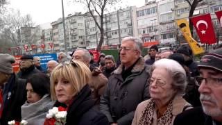 GENERAL HAYRİ GÜNER BEŞİKTAŞ SESSİZ ÇIĞLIK..30.01.2016