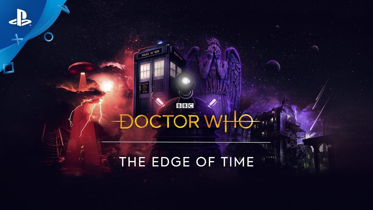 Doctor Who: The Edge of Time - Launch Trailer | PS VR