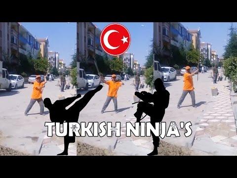Deadly Ninjas from Turkey