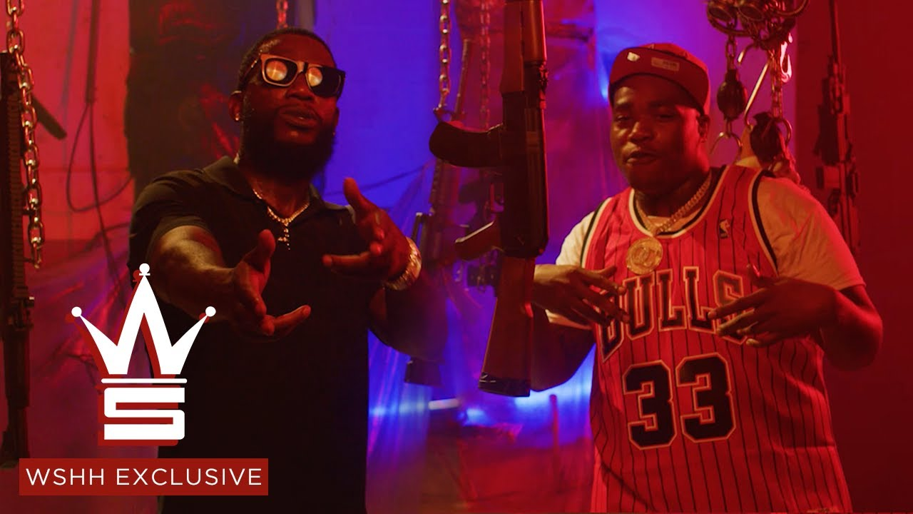 """Wavy Navy Pooh - """"Guwop"""" feat. Gucci Mane (Official Music Video - WSHH Exclusive)"""