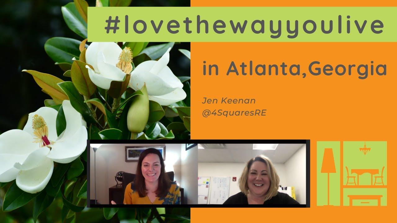 Atlanta, GA | Love the Way You Live