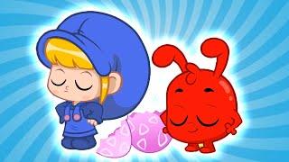 Morphle   Easter 1: Easter Eggs   Easter Videos for Kids   Kids Videos   Learning for Kids  