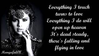 Selena Gomez - Stars Dance [Lyrics]