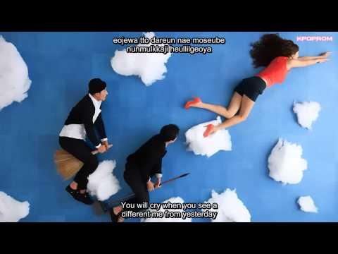 Leessang - Turn Off Your TV MV Eng Sub & Romanization Lyrics