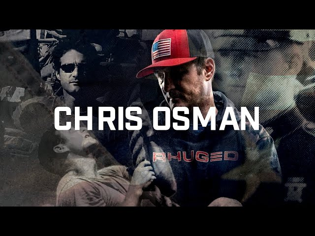 Chris Osman -  Talks about his wife's health