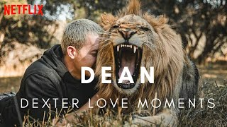 DEAN SCHNEIDER and LION DEXTER LOVE MOMENT/FUNNY MOMENTS.