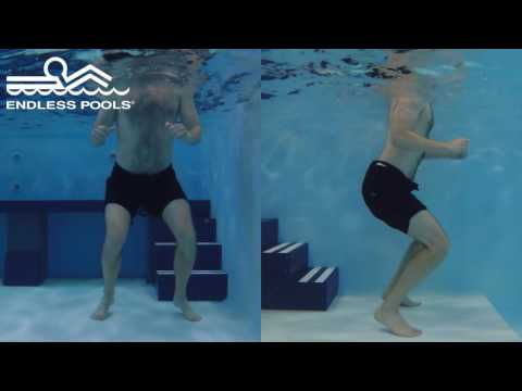 Hydrotherapy Exercises Examples | Water Exercise Routines Free | Deep Water Exercise Routines