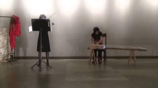 Violin: Hiromi Kimura-Hilgendorf; Koto: Chigusa Kitai. 11/22/2014 a...