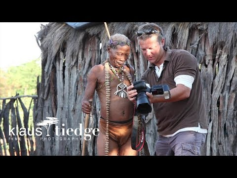 Living & Learning with the San People in Namibia