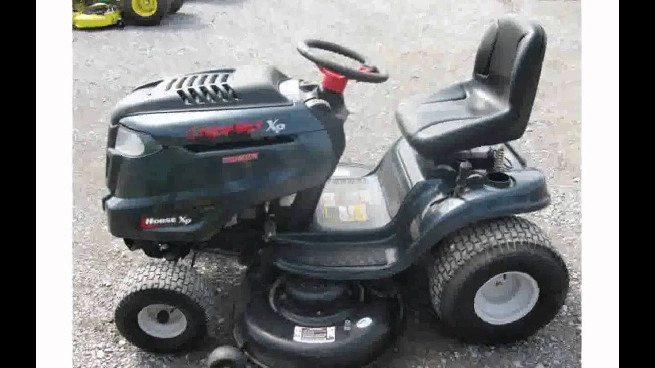 42 Troy Bilt Garden Tractor Gardening Flower And Vegetables Horse Lawn Wiring Diagram For Way Riding Mower