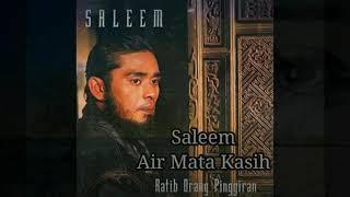 Saleem (Iklim)   Air Mata Kasih (Lirik)