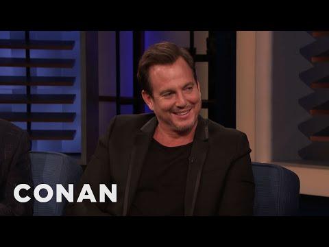 Will Arnett Has A Sincere Moment - CONAN on TBS