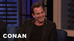 Will Arnett Has A Sincere Moment - CONAN on TBS