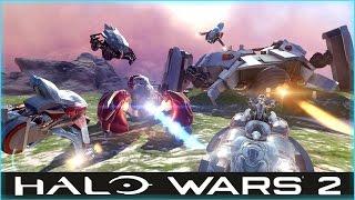 Halo Wars 2 Banished Vehicle Prefabs | Halo 5 Forge Prefabs