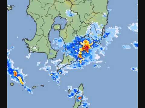 霧島 市 天気 雨雲 レーダー