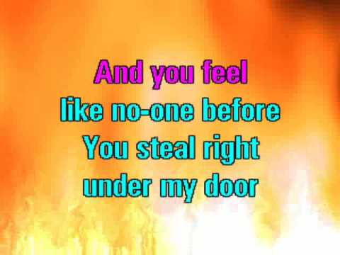 U2 - Original Of The Species (Karaoke with Lyrics)