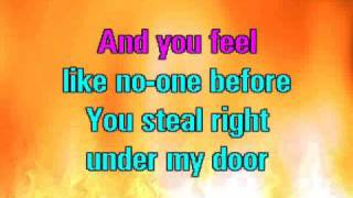 U2 - Original Of The Species (Karaoke with Lyrics)