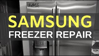 Samsung Freezer Repair (Ice Ac…
