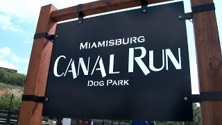 Canal Run Dog Park Opening