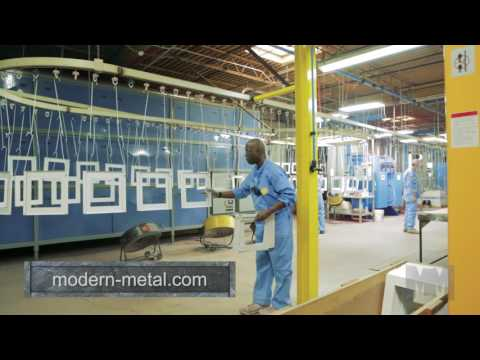 Modern Metal Products- Manufacturing Marvels