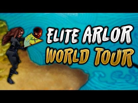 Arcane Legends - Season 10: Tour Around Elite Arlor