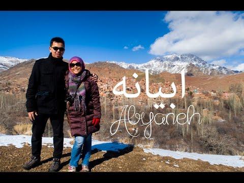 IRAN VLOG #3: ABYANEH - THE MOST BEAUTIFUL SPOT IN IRAN