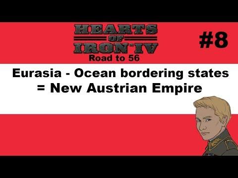 HOI4 - Road to 56 - Austria goes for Eurasia! - Part 8