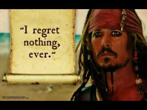 Memorable Quotes By Captain Jack Sparrow That Made Us Fall ...