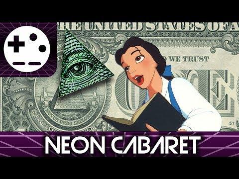 Book Conspiracy | Prop Hunt | Neon Cabaret