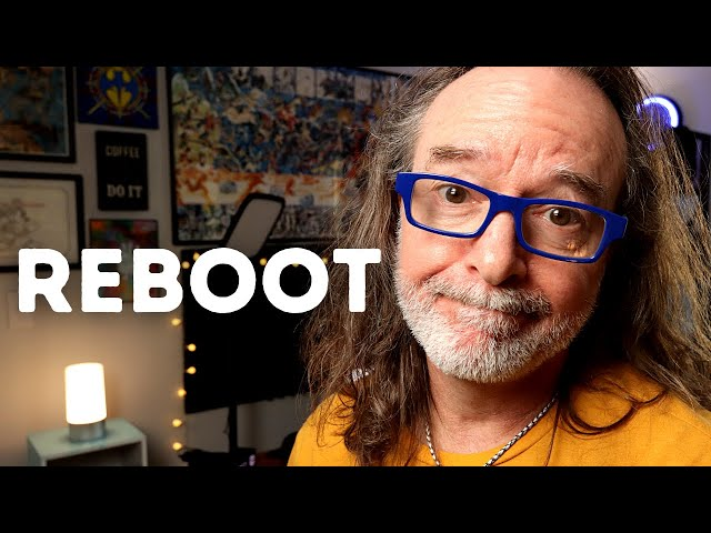 Rebooting and Refreshing Your Creativity and Content