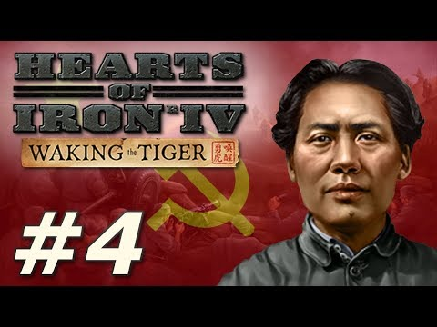 Hearts of Iron IV: Waking the Tiger | Communist China - Part 4