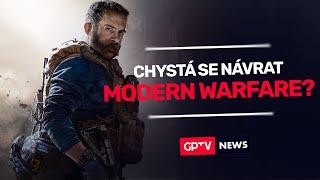 Chystá se návrat Modern Warfare?   GPTV News #62