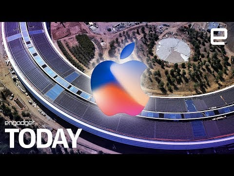 Apple's new iPhone 8 will debut September 12 | Engadget Today