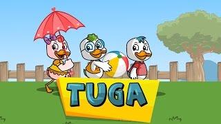 Tuga - Patinho Tuga (brincadeira de criança)